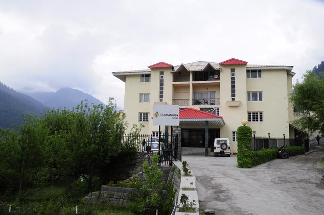 Club Mahindra Resort Manali, Himachal Pradesh brings ideal accommodation for you.