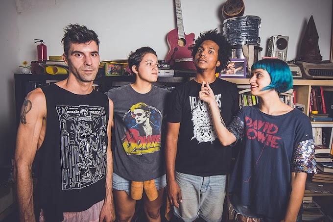 Der Baum, grupo originário do ABC paulista, reflete sobre redes sociais em novo single