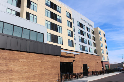 Hyatt Place Ann Arbor, Michigan, things to do, U of M, girls trip, Hyatt Hotel