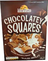 Mornflake Choclatety Squares