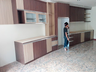 Galeri Kitchen Set Murah Mewah