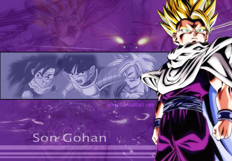 Dragon Ball Z Wallpapers Gohan: Dragon Ball Z La Batalla De Los Dioses: Wallpapers