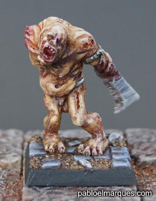Mutant of Chaos 2 de Scibor Miniatures