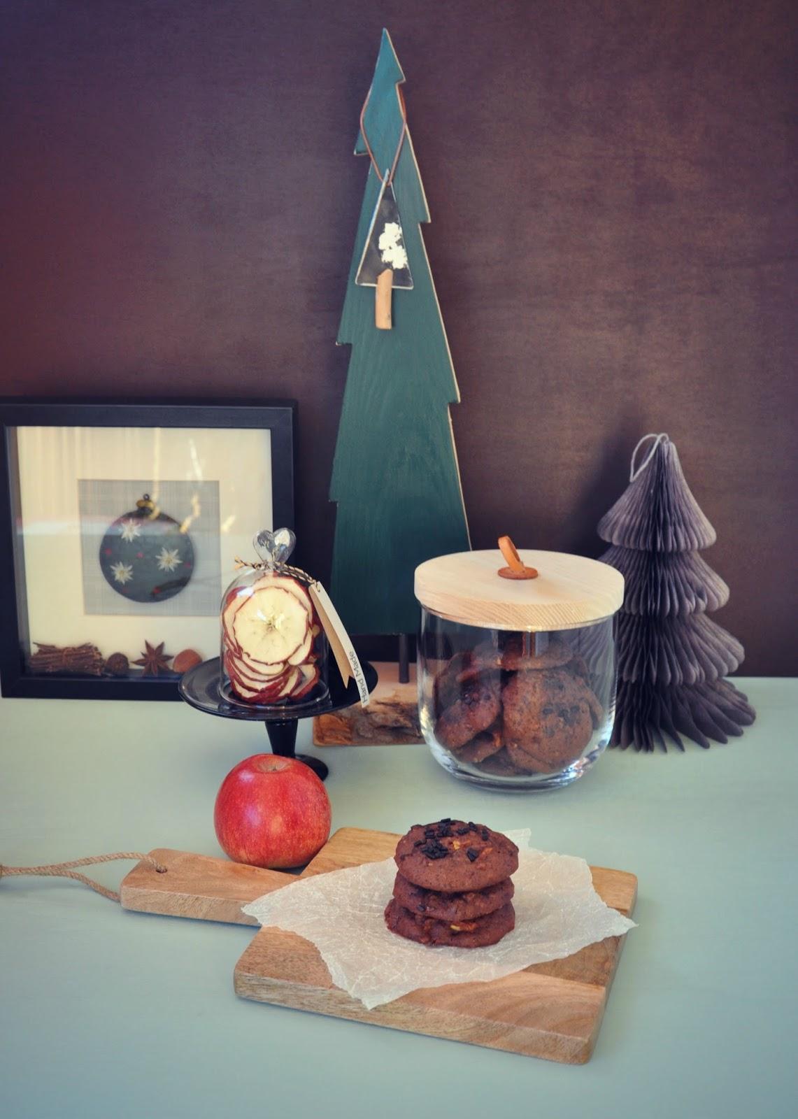 lemapi s dtiroler lifestyleblog in der weihnachtsb ckerei apfel kakao kekse mit haferflocken. Black Bedroom Furniture Sets. Home Design Ideas