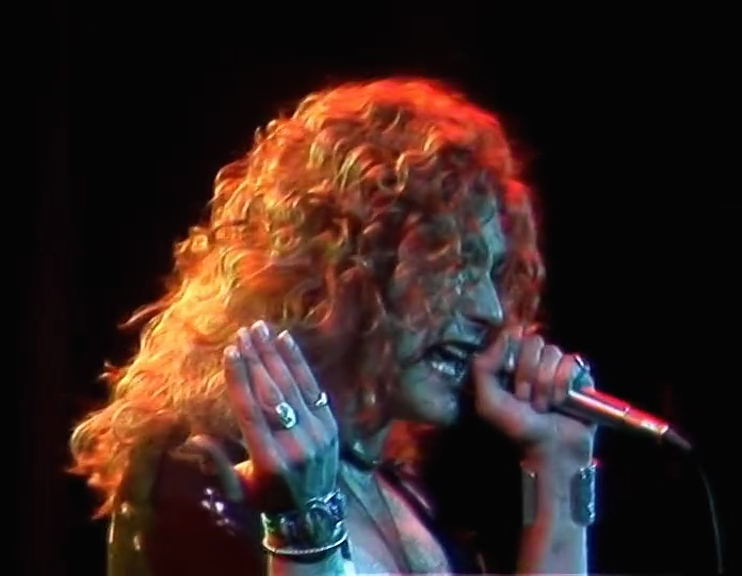 MUSIC ART VCL: Led Zeppelin - Live At Earls Court, London ...