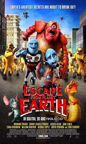 Escape from Planet Earth (2013) Hindi Dual Audio 720p Bluray