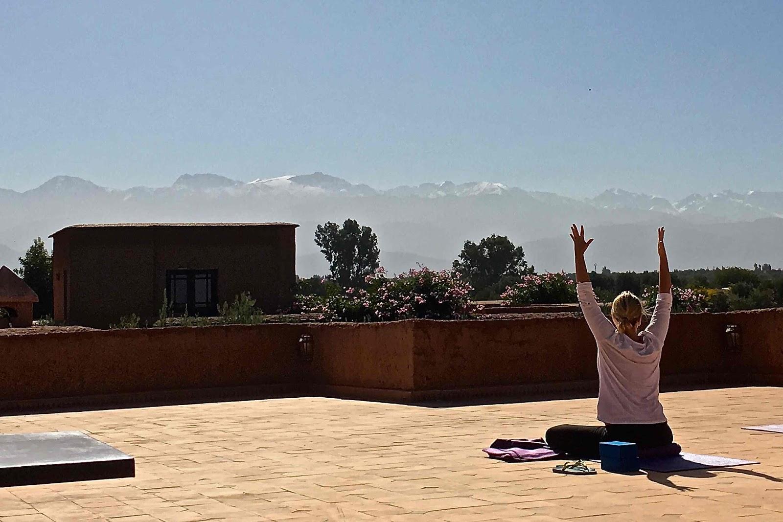yoga, morocco, coco-morocco, lifestyle, vegan, health,
