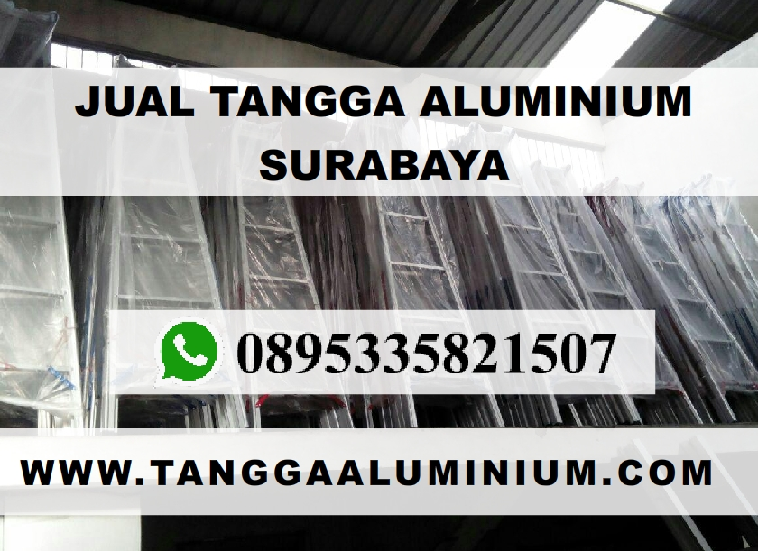Harga Tangga Aluminium Lipat