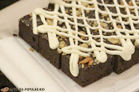 Brownies - The Buffet International Cuisine