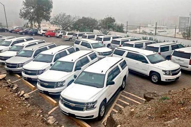 Compra CJF autos blindados para jueces por 163 millones de pesos.