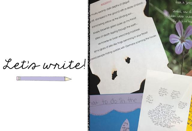 Infuse creative writing into your classroom!