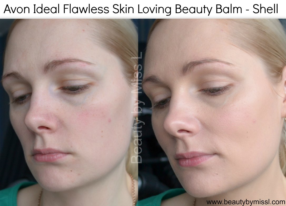 Avon Ideal Flawless Skin BBc cream in Shell