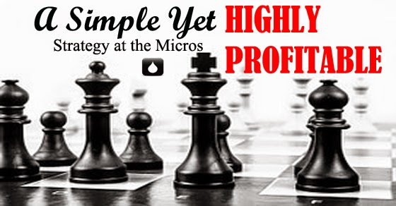 A Simple Yet Highly Profitable Strategy at the Micros That You're Probably Not Using