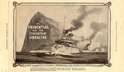 Publicité Prudential (1909)