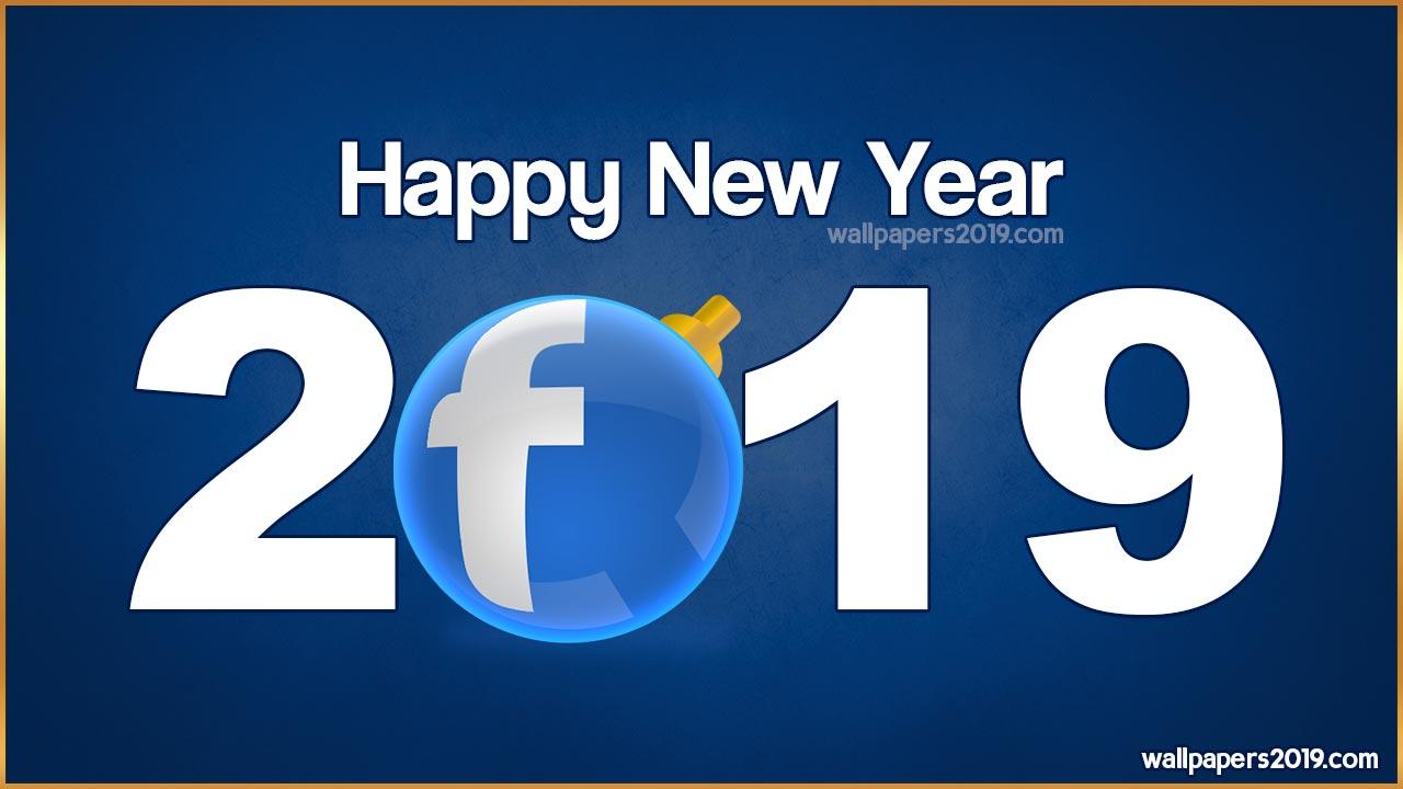 Happy new year 2019 facebook