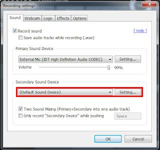 Cara Mudah Merekam untuk Memasukkan Suara Kita ke Bandicam dengan Headset