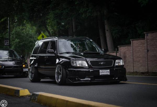 1999 Jdm Upgraded Subaru Forester For Sale