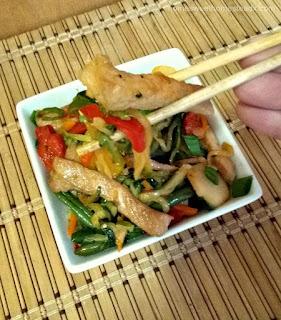 Home Sweet Homestead: Pork Lo Mein