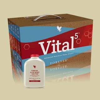 Витал 5 - Нектар от алое и боровинки /Vital 5 - Aloe Berry Nectar/