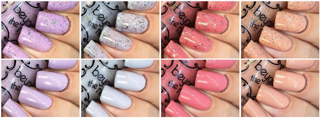 beyond the nail mystical dreams collection
