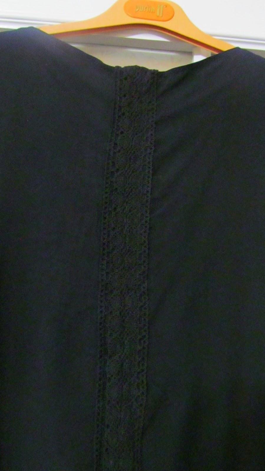 yarasa kollu bluz nasıl yapılır