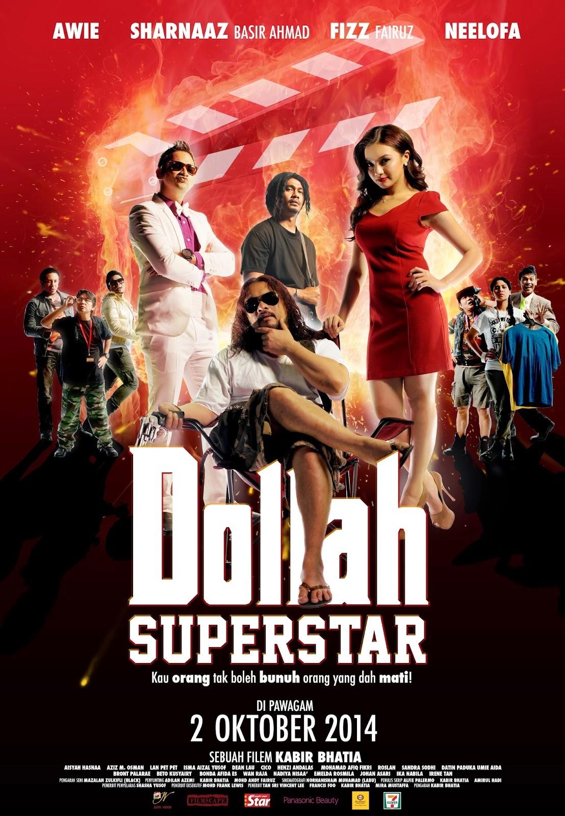 Tonton Dollah Superstar 2014 Full Movie  Natang Ngoh