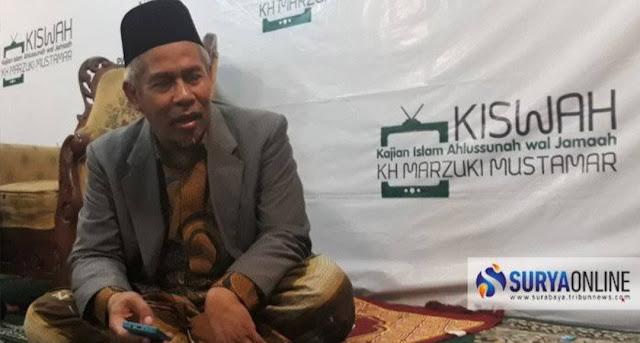 KH Marzuki Mustamar: Tidak Usah Seperti NU