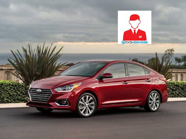 Hyundai Accent 2018: sedan hạng B có giá dưới 500 triệu anh 2