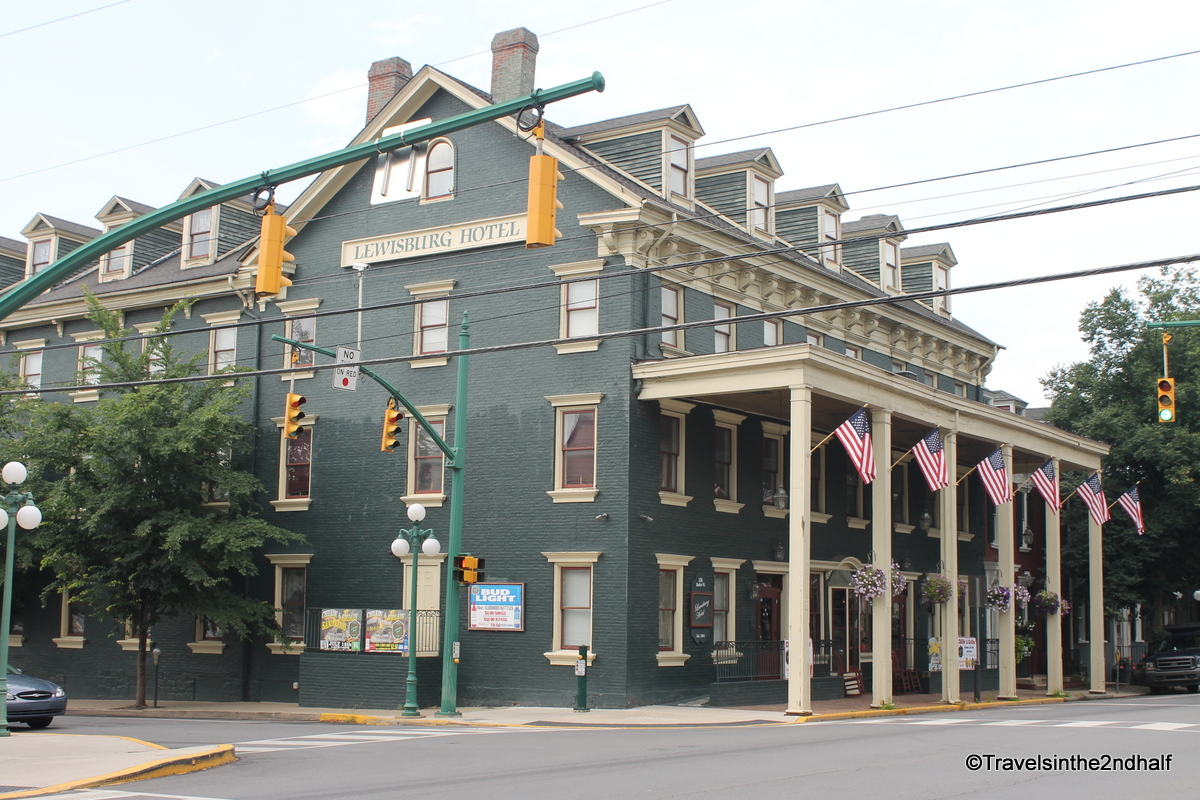 Travels in the 2nd half Small Town Western Pennsylvania