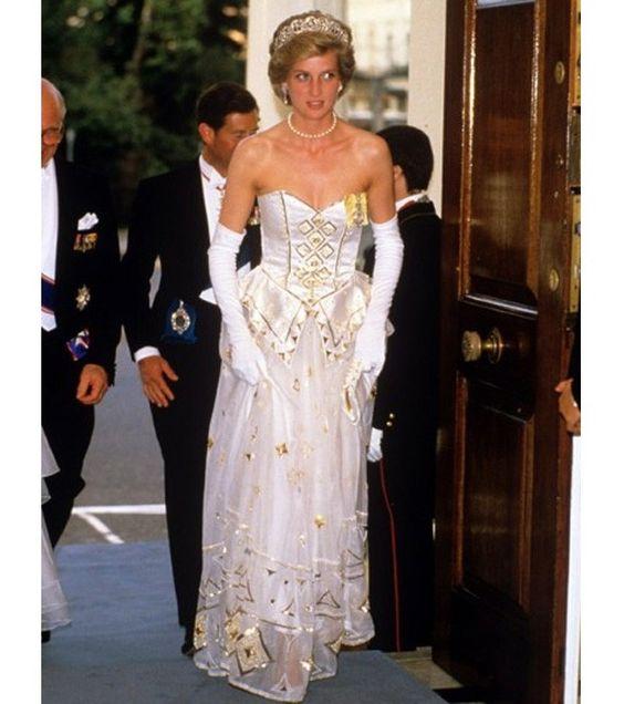 Vestido de noiva Diana princesa