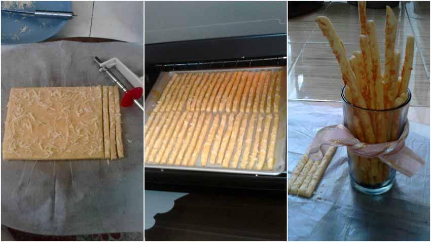 Resep Cheese Stick Kesukaan Anak-Anak Khas Bandung