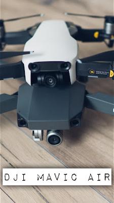 Gear of the Week #GOTW KW 05 | DJI Mavic Air | Die perfekte Reisedrohne? | Mavic-Air-Test | Gear-Review Mavic-Air