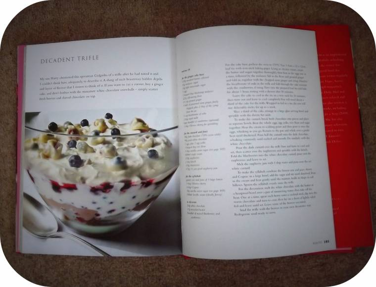 Cooking Book Review