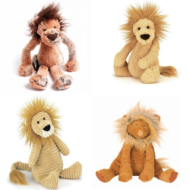 jellycat lions