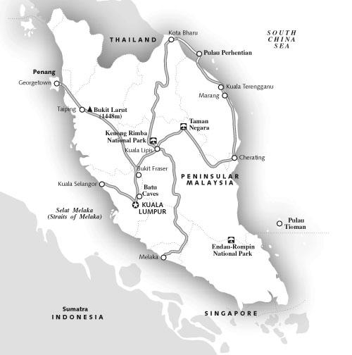 Peninsular Malaysia: Probirder: July 2011