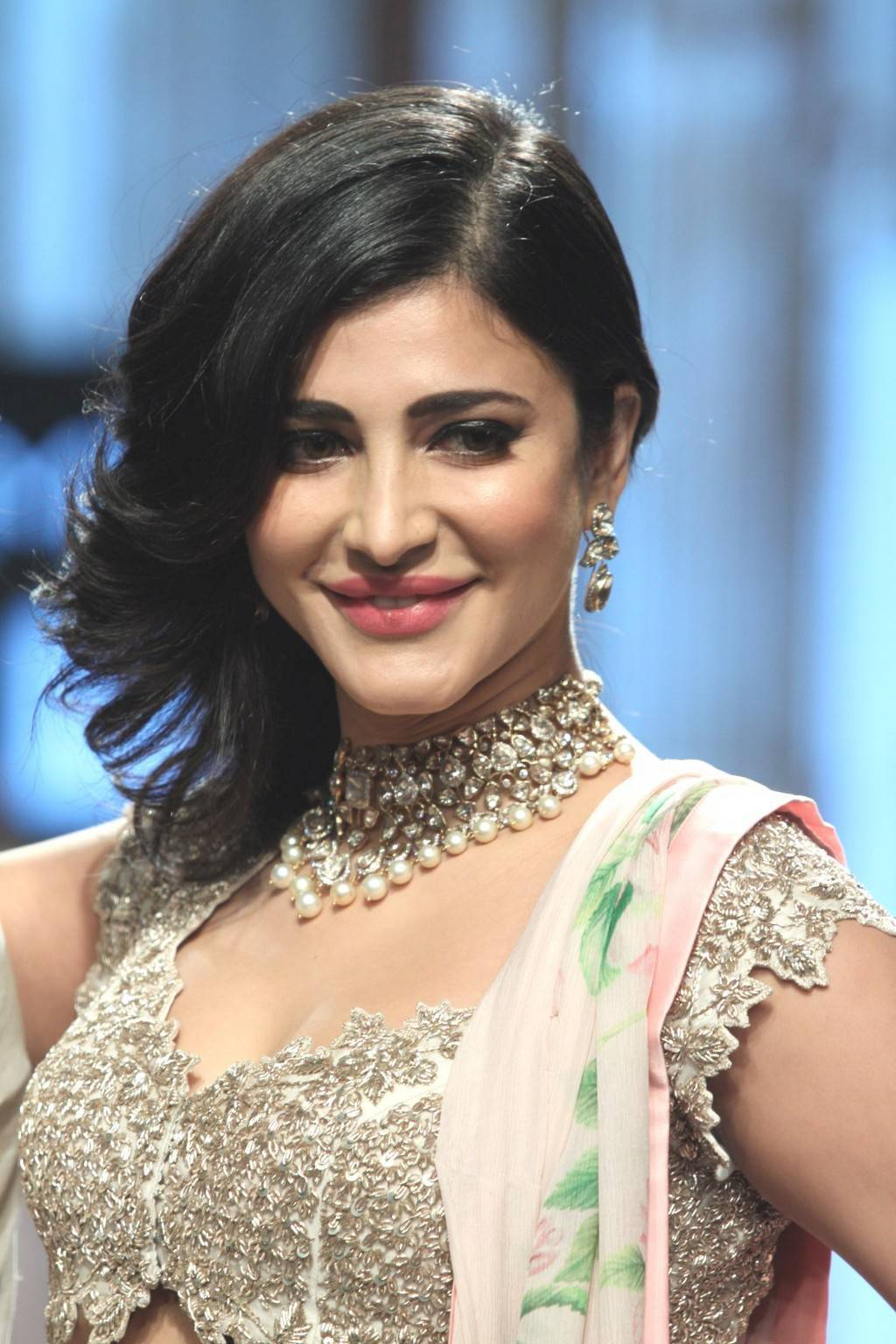 Shruti Haasan Photos At Lakme Fashion Week