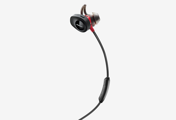 Bose SoundSport StayHear+ Pulse tips provide a secure and stable fit for your most intense workouts