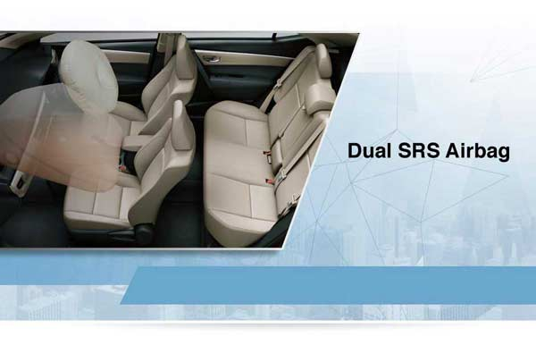 safety all new corolla altis