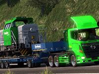 Trailer Oversize Euro Truck Simulator 2 - Special Transport