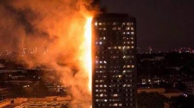 Muslim Bangun Sahur Berperan Penting Selamatkan Korban Kebakaran London