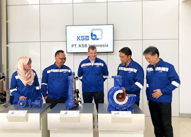 Lowongan Kerja PT. KSB Indonesia, Jobs: Corporate Legal, Sales Engineer, Senior Purchasing, Warranty Claim Engineer, Etc.