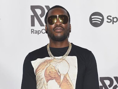 Meek Mill New Studio-Work-Son