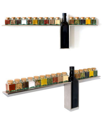 Creative and Modern Spices Racks for your Kitchen (15) 3