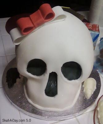 Michigan Birthday Cake