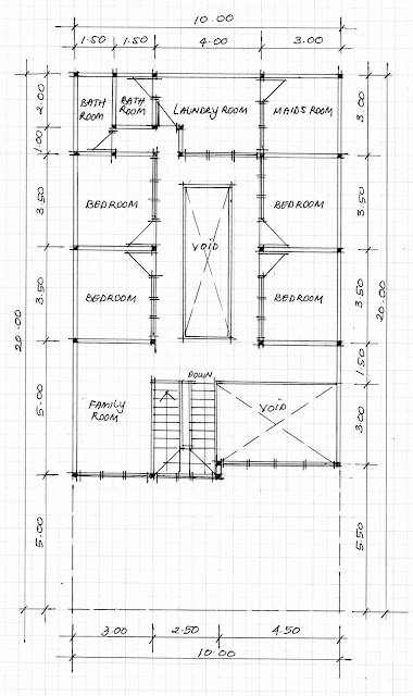 2nd floor plan of home image 04