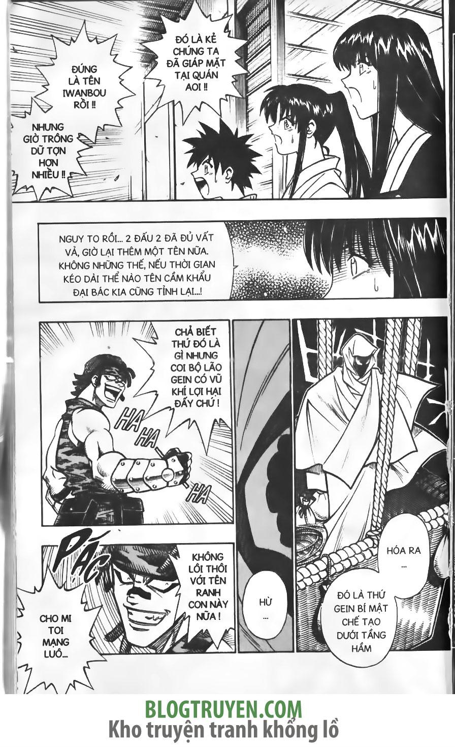 Rurouni Kenshin chap 187 trang 8