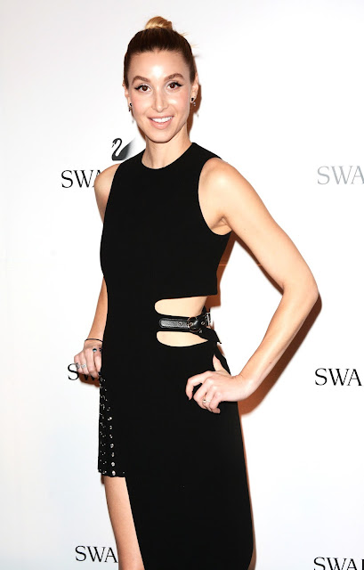 Fashion Designer, @ Whitney Port - Swarovski #bebrilliant in NYC