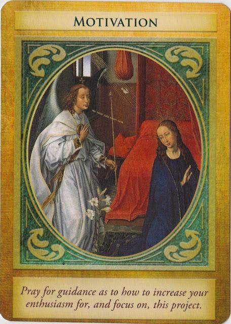 Archangel Gariel Oracle Cards