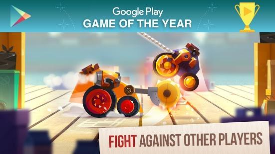 CATS : Crash Arena Turbo Star Game Android Terpopuler 2017