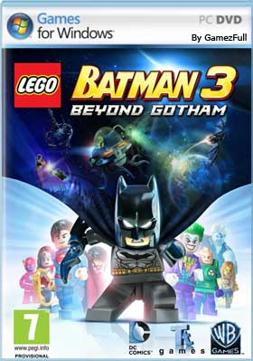 Descargar LEGO Batman 3: Beyond Gotham Complete pc mega y google drive /